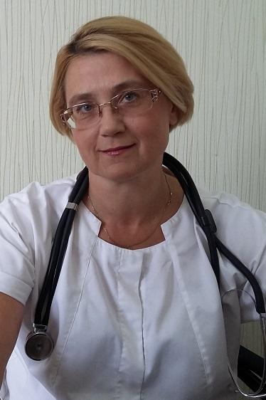Особливая Светлана Борисовна