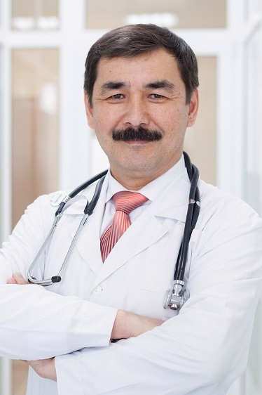Хасанов Гали Ахтарович