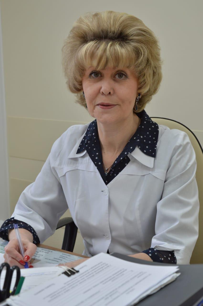 Хасанова Фаузина Ялалетдиновна
