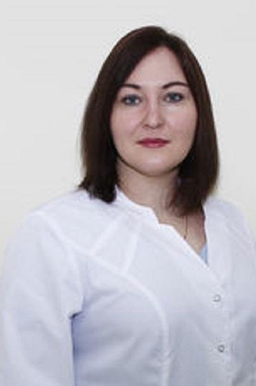 Арсентьева Юлия Андреевна